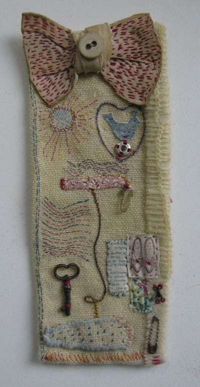 Embroidered works - Jessie Chorley