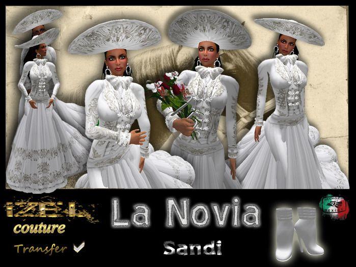 IzelCouture La Novia Charro
