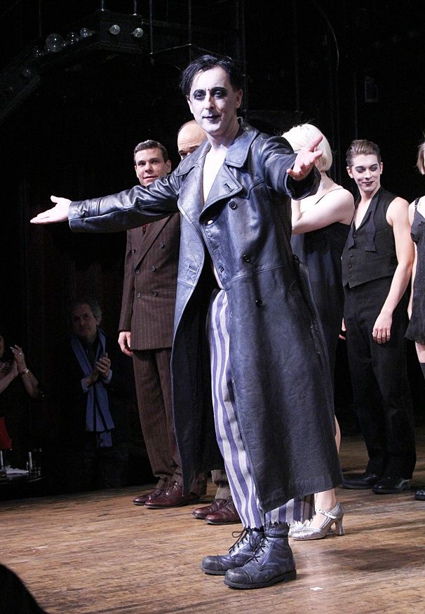 Alan Cumming, Michelle Williams & the Cast of Cabaret Host an Opening Night Bash at Studio 54, April 2014