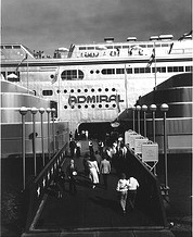 Admiral gangway