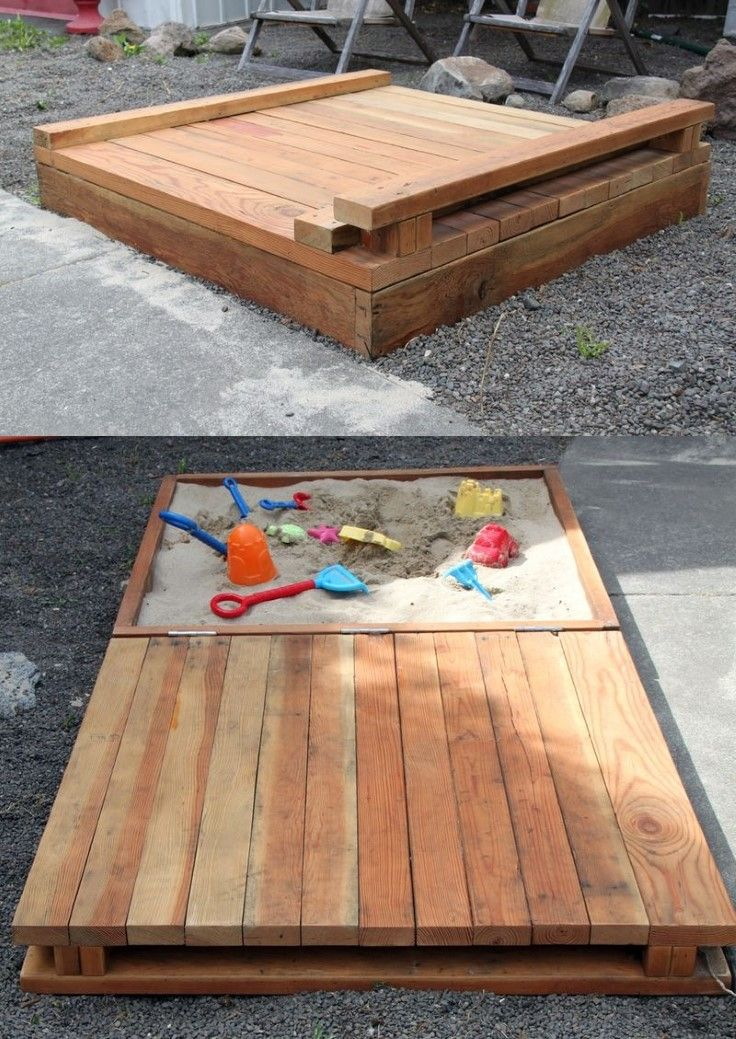 6 Outdoor DIY Projects for Kids, this would be perfect for Brody and Owen! @Jam Sten