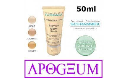 BLEMISH BALM 50ml Dr Schrammek, LIGHT