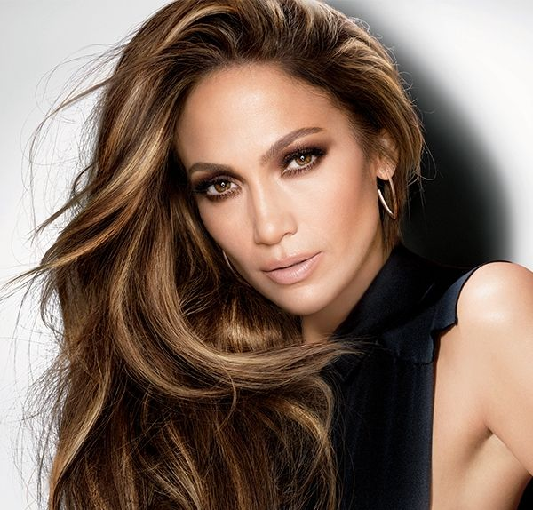 "The face of ""Bronde"", Jennifer Lopez."