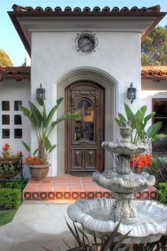 View this Great Eclectic Front Door with exterior tile floors & Glass panel  door by Pritzkat & Johnson Architects. Discover & browse thousands of other  home ...