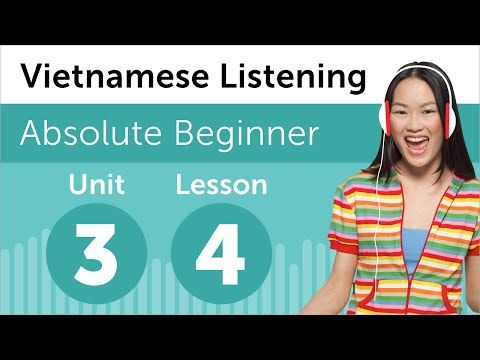 Visit www.vietnamesepod101.com to learn Vietnamese for free!In this lesson, you will improve your listening comprehension skills from a Vietnamese conversation about making vacation plans.  #vietnamese #vietnamesepod101 #learnvietnamese #vietnam
