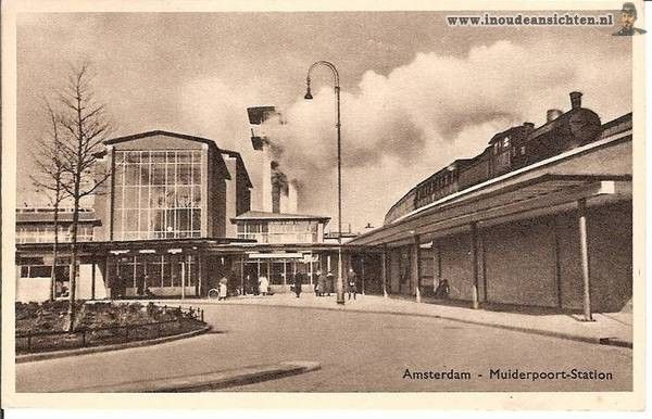 Muiderpoort-Station