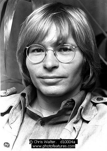 John Denver......love!  Don't care who knows it!