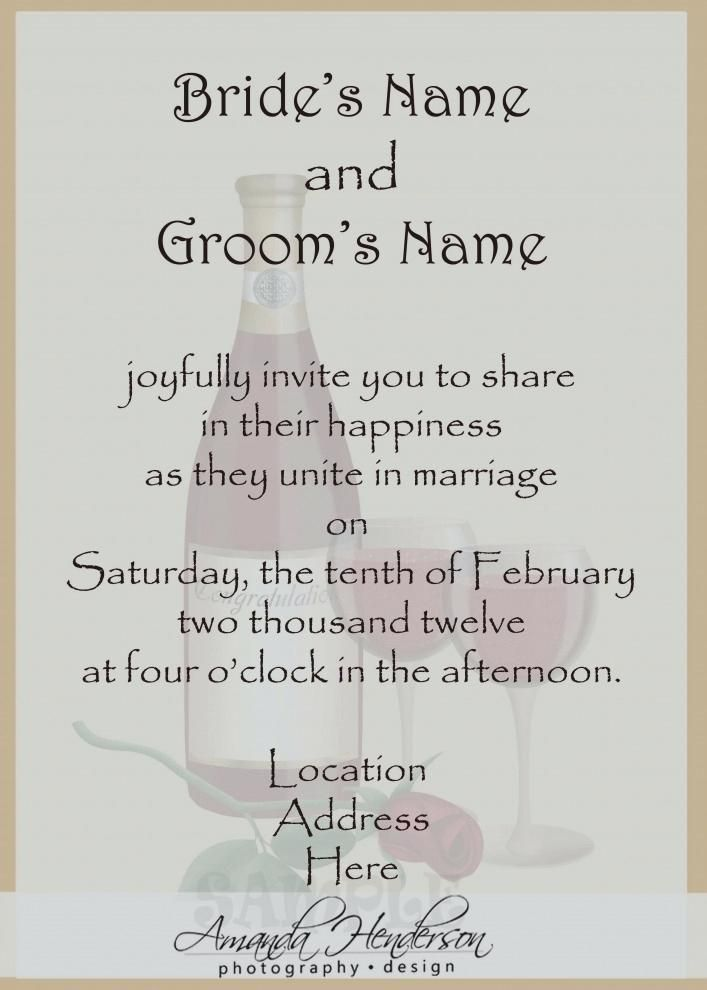 Invitation Wordings For Sister Marriage In Indian Style Invitation Wordin In 2020 Informal Wedding Invitations Wedding Invitation Message Wedding Invitations Examples