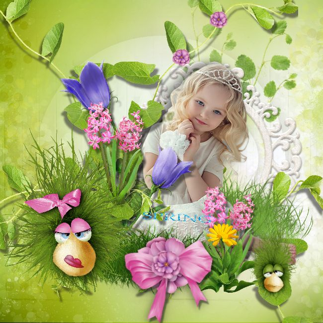 Spring is coming by Bee Creations with  Chantale Coulombe http://www.digidesignresort.com/shop/bee-creations-m-229… https://www.e-scapeandscrap.net/boutique/index.php… http://scrapfromfrance.fr/shop/index.php…