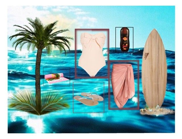 """""""Summer vibe to its fullest!"""" by paoladouka on Polyvore featuring Firewire, Accessorize and Dolce&Gabbana"""