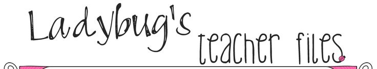 Love this blog...lots of great teaching ideas that are simple!