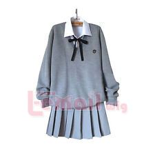Japan Femme Uniforme écolière Robe De Marin  L'école Anime Costume De Cosplay
