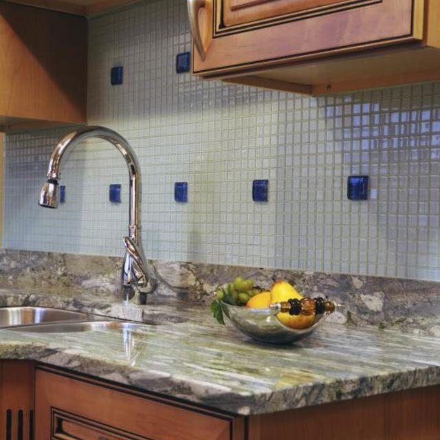 17 best ideas about granite backsplash on pinterest