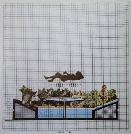 The Vegetable Garden House, 1972