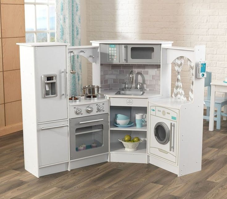 Kidkraft Kitchen White best 25+ kidkraft corner kitchen ideas on pinterest | kidcraft