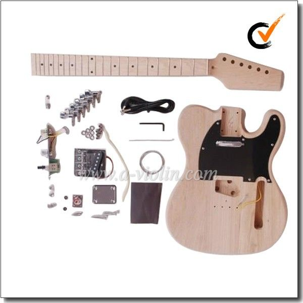 Source TL Style DIY Electric Guitar Kits (EGT10-W3) on m.alibaba.com
