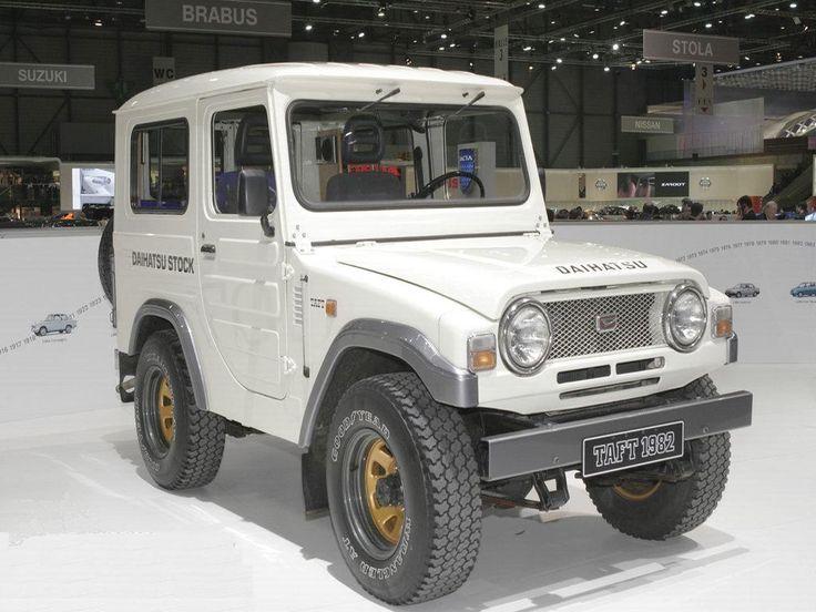 33 best Daihatsu images on Pinterest | Daihatsu, 4x4 and Jeep