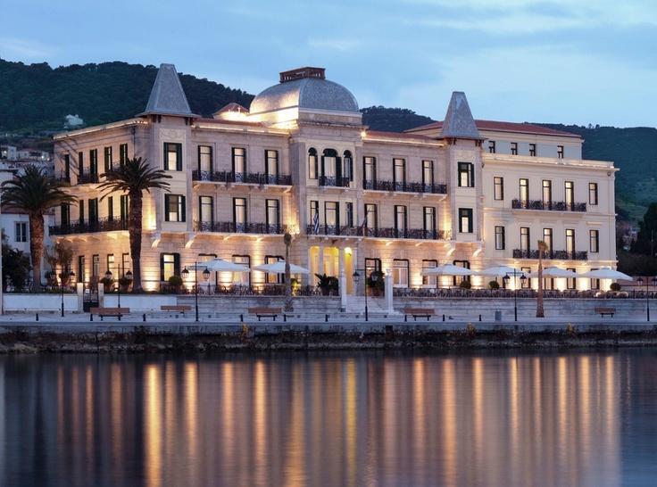 Poseidonion Grand Hotel, Spetses Island