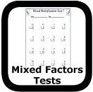 mixed factor multiplication tests