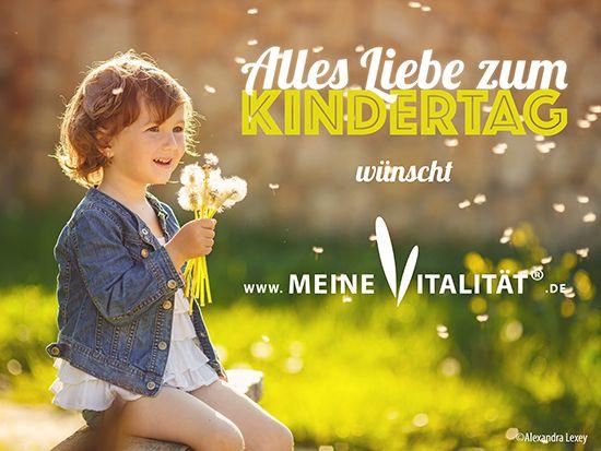 Wir wünschen allen Kindern einen bunten Kindertag!