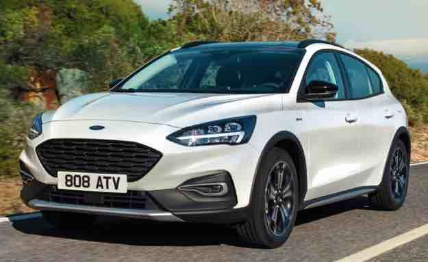 2019 Ford Active Mpg Ford Focus 2019 Ford New Ford Focus