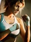 Women's self defense class