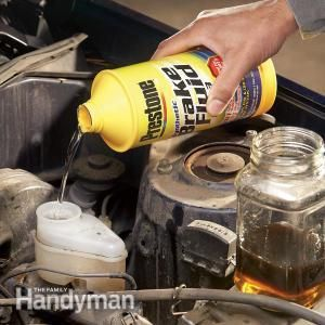 Test your brake fluid and do a partial replacement quickly and easily to restore it. You just need a test kit, a baster and fresh fluid.
