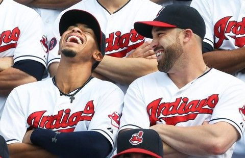 """""""You just have to keep him in line and almost be the bumpers in bowling for him,"""" Kipnis said. """"You know he's going in the right direction. Just keep him going in the right direction."""""""