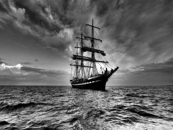 Le bateau surréaliste