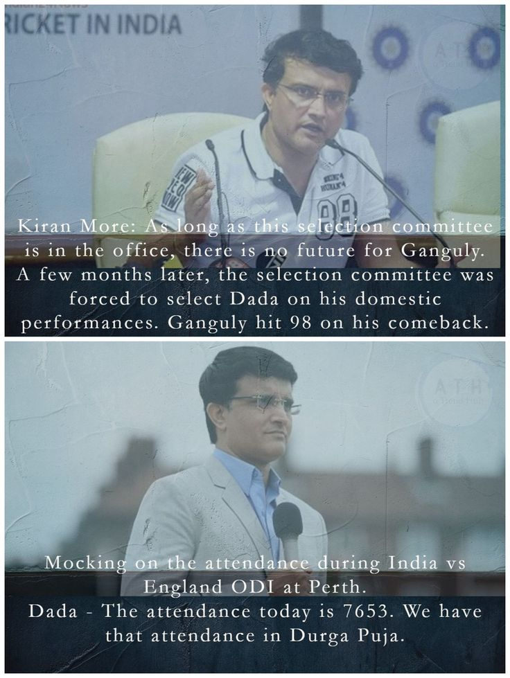 Dadagiri Moments Which Proves Why Sourav Ganguly Is The Boss Of Cricket World Cup Final 2003 World Cup In This Moment