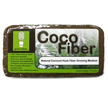 compost coconut coir coconut coir holds moisture resists disease takes it easy on the environment and makes a perfect worm composting medium