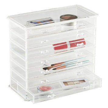 Best Threads Studio Ideas Images On Pinterest Studio Ideas - Container store makeup organizer