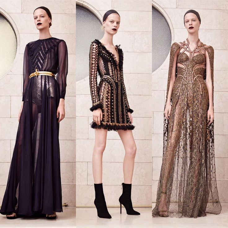 0 отметок «Нравится», 1 комментариев — Sophie (@_sophie_fff_) в Instagram: «Versace… This is the synonym of luxury for me. This collection seems like red carpet of the world.…»