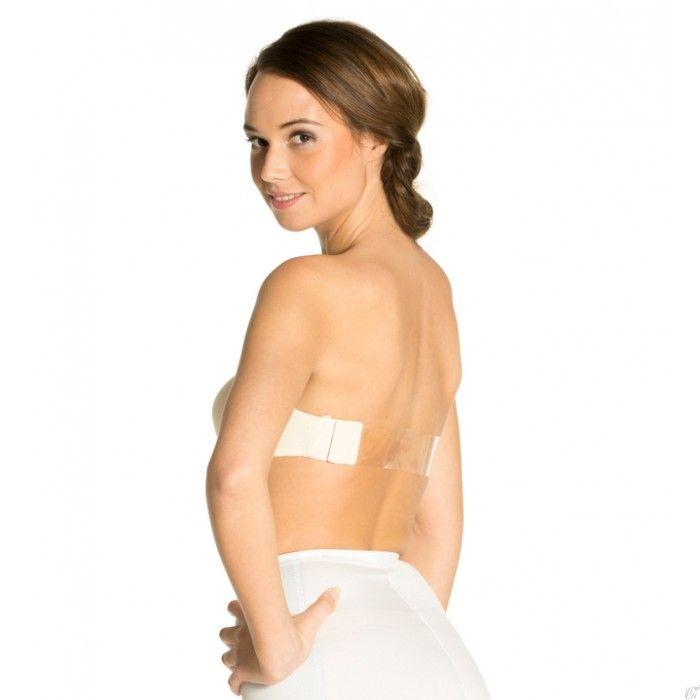 @ZaansBruidshuis  #magic #body #fashion #transparant #bh #onzichtbaar #strapless