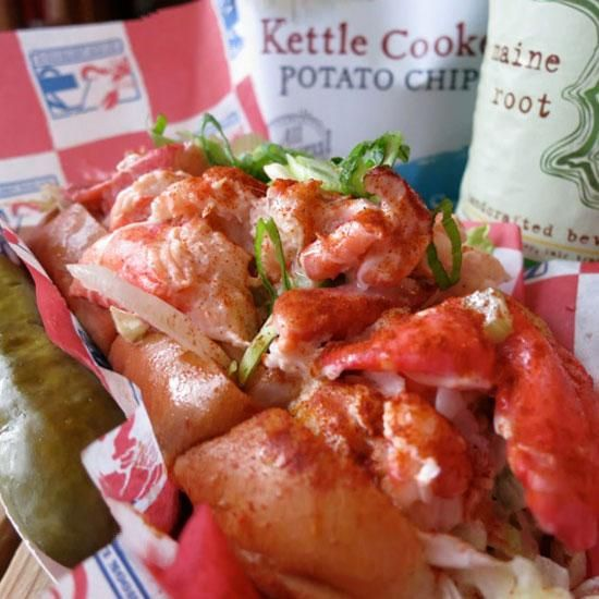America's Best Lobster Rolls: Red Hook Lobster Pound; Brooklyn, NY