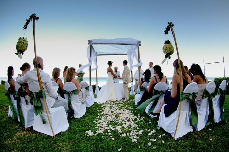 #Cancun wedding, Omni Cancun Hotel & Villas