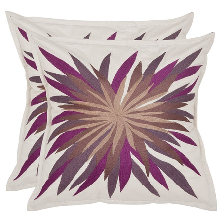 I pinned this Autumn Burst Pillow (Set of 2) from the Perfectly Paired event at Joss and Main!