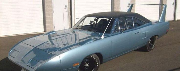 La historia del Plymouth Superbird de la EPA que terminó con los muscle car