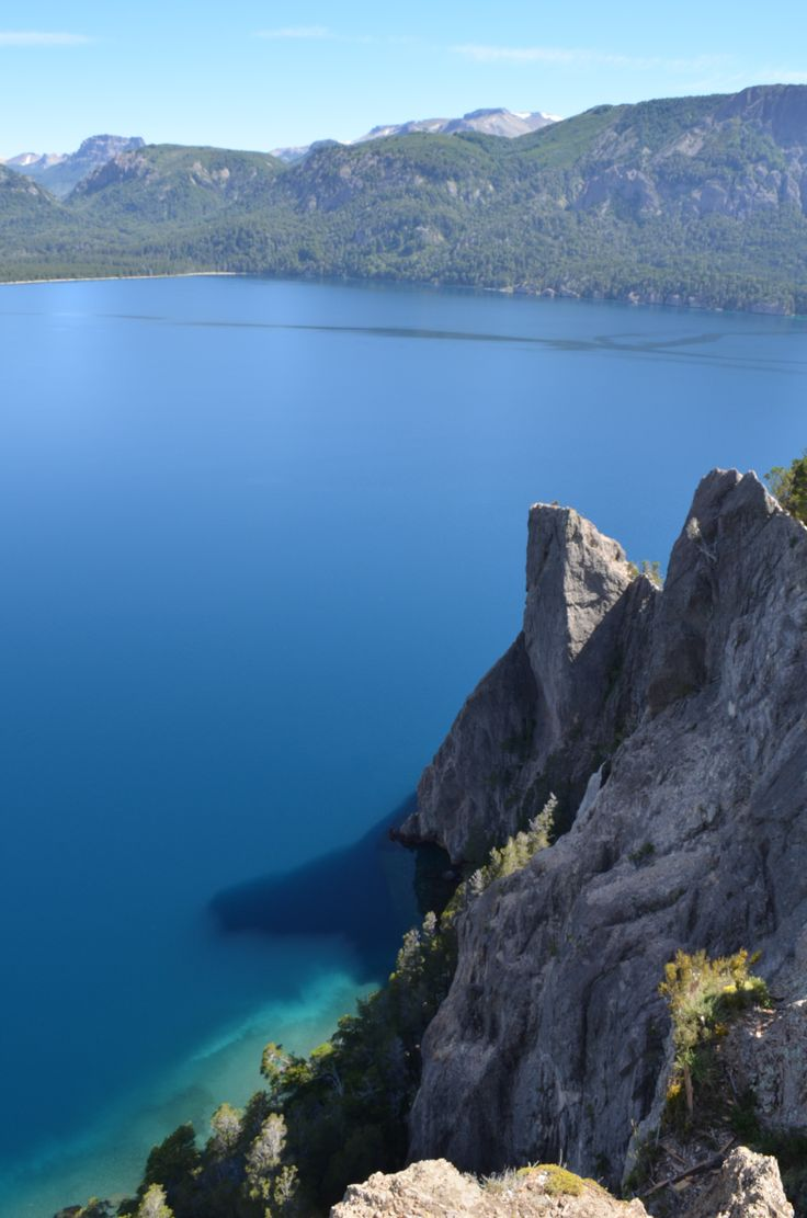 Lago Traful, Neuquen, Argentina.