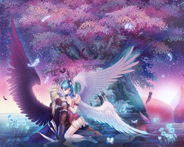 Anime Angel Warrior
