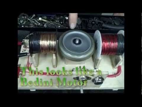 how to build a bedini motor