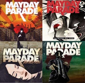 Mayday Parade Album Cover | www.pixshark.com - Images ...