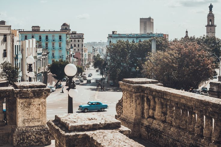 Cinematic Cuba Series by photographer Stijn Hoekstra