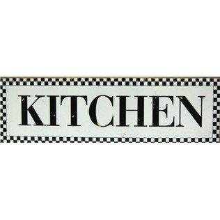 Kitchen Tin Wall Sign | Shop Hobby Lobby