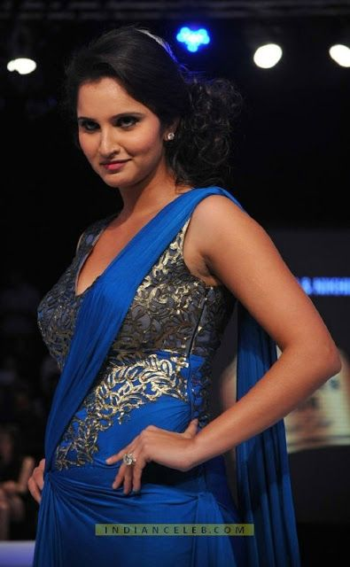 Saniya Mirza   Tennis Celebrities