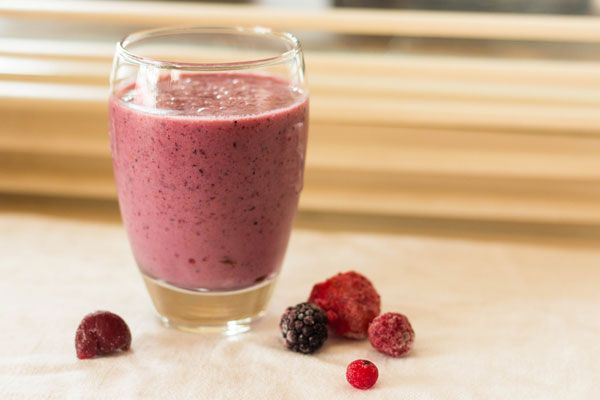 Recept: Zomerfruit smoothie