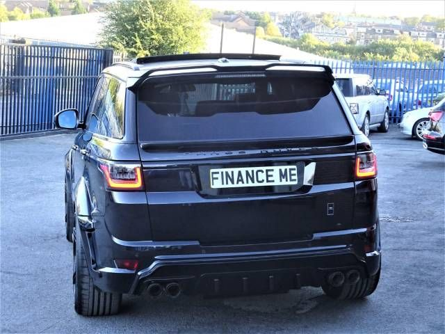 Cheap Land Rover Range Rover Sport 3 0 Sdv6 Autobiography Dynamic 5dr Auto Svrr Widebody Stage 4 Red Leather 2014 4 Range Rover Sport Range Rover Land Rover