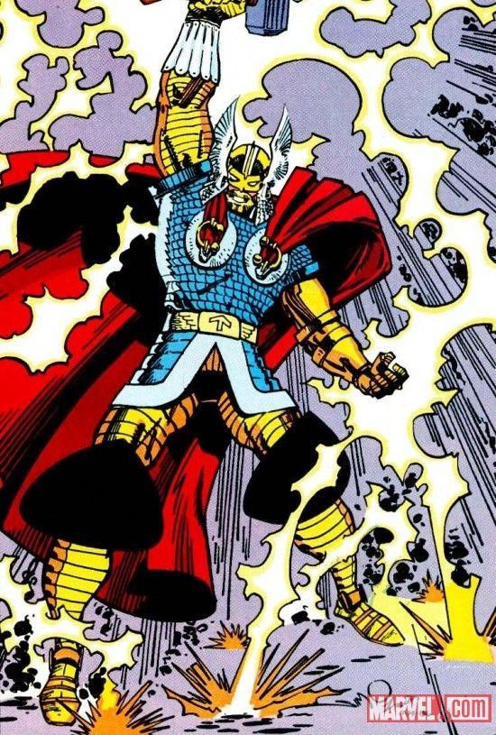 Image result for marvel thor simonson