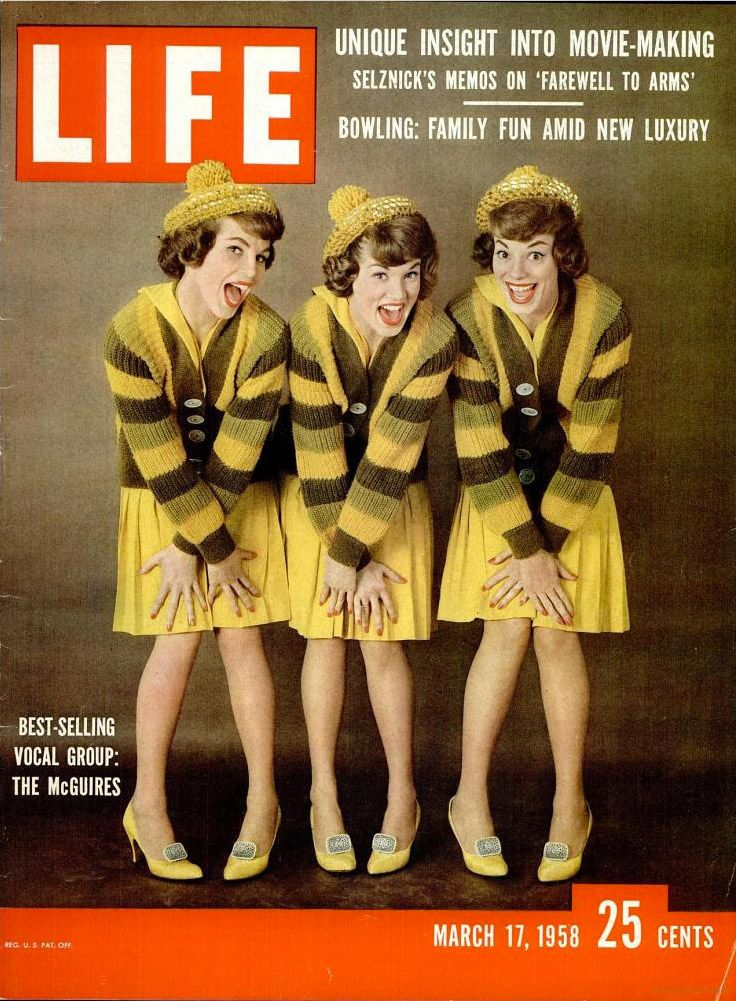 From Pleats to Parasols to Ponytails – See the Best Fashions of the 1950s Through LIFE Magazine Covers