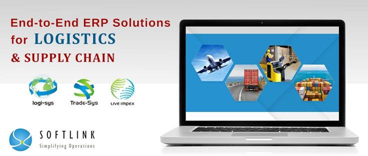 """""""We believe in simplifying logistics operations"""" #Logistics #Operations #FreightForwarders #Softlink"""